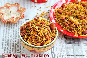 Bombay dal mixture
