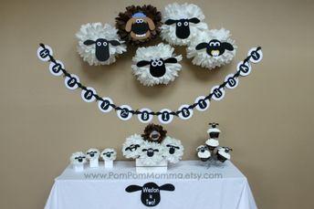 Shaun the Sheep Table Setting