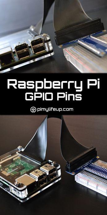 Raspberry Pi GPIO Tutorial