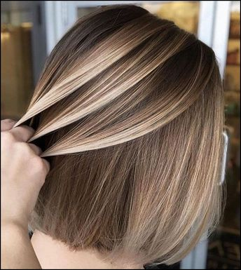 110+ medium to long hair styles - ombre balayage hairstyles for women 2019 - page 29 ~ producttall.com