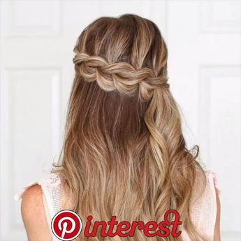 Braided hairstyle for long hair   Braided hairstyle for long hair