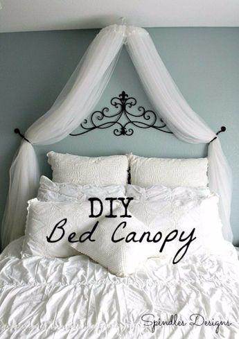 15 DIY Bedroom Decor Projects