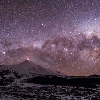 Milky Way timelapse, #Milky #SpaceandAstronomyplanets #timelapse