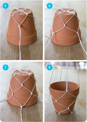 Hanging Planters from