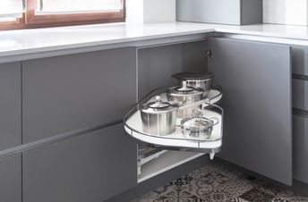 37 Corner Storage Options (Every Room Covered