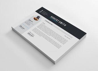 Vienna Professional Resume Design Template - Graphic Templates