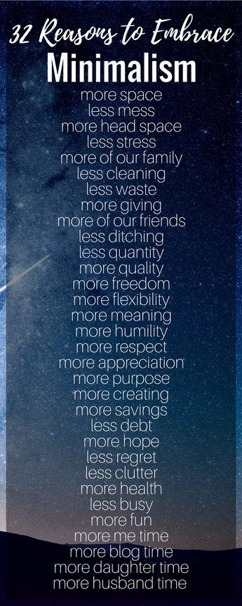 32 Reasons I'm Craving All Things Minimalism