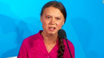 Greta Thunberg and 15 other children filed a complaint against five countries over the climate crisis