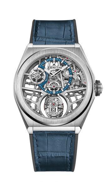Zenith Defy Zero G Titanium Men's Watch