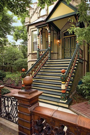 12 Rules For Victorian Polychrome Paint Schemes