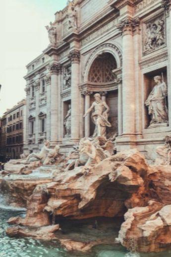 Romantic Rome Night Bus Tour with Dinner