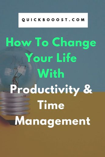 The Free 6-Day Productivity And Time Management Bootcamp