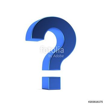 """""""Question Mark Color Blue 3D""""   #most #important #question #mark #symbol #sign #concept #illustration #3d #business #icon #winner #problem #solution #idea #ask #background #doubt #isolated #render #graphic #search #leader #support #word #faq #blue"""