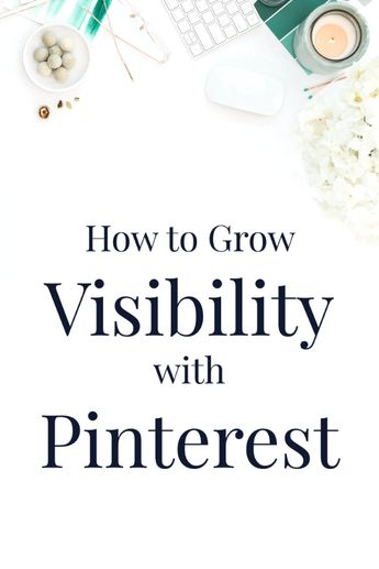 Find out how to use Pinterest to promote your business and grow your visibility. Includes Pinterest marketing tips & strategies as well as a FREE roadmap to help you get started. #isabellepaquin