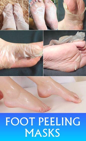 Foot Peeling Masks
