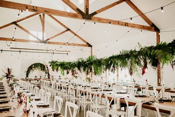 The new romantics: A styled shoot at Summergrove Estate