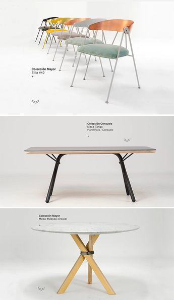 La Feliz | Furniture Designers based in Argentina | Transform materials into beautiful, non generic furniture.