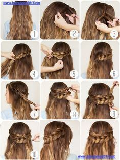 Easy Hairstyles Ideas For Women's
