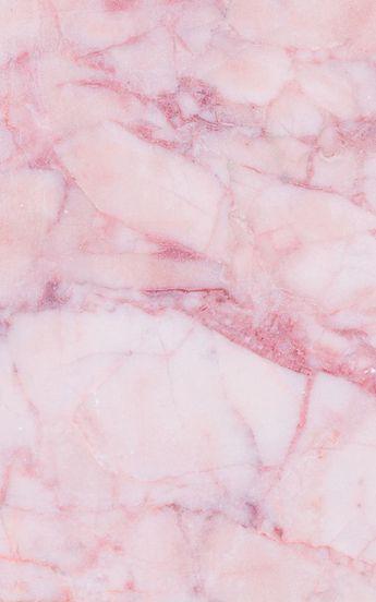 Décoration murale marbre fissuré rose