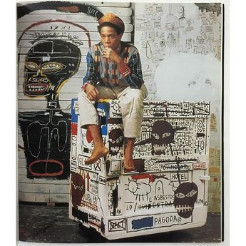 3ced93af Jean Michel Basquiat very likely photographed by Tseng Kwong Chi