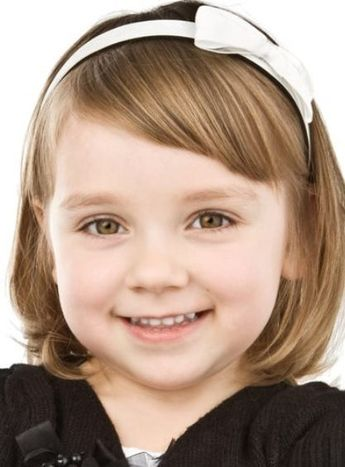 Textured Short Bob hairstyles for kids