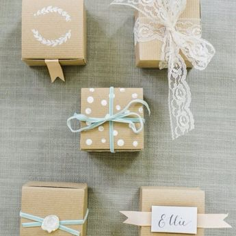 Learn How To Make These Cute Diy Wedding Favor Bo From Our Stylewithinreach