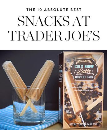 The 10 Best Snacks at Trader Joe's (and Therefore, in the Universe)
