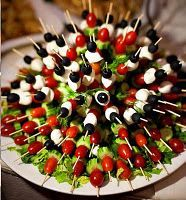 Finger food suggestions please!