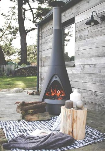 10 Modern Firepits for Your Backyard this Summer
