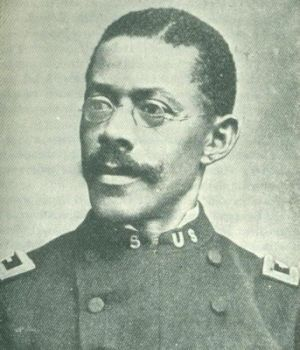 George Prioleau was chaplain of the 9th Cavalry of Buffalo Soldiers in the late 19th century. After witnessing inequality and mistreatment of his men, he publicly challenged the hypocrisy and racial line being drawn against black soldiers.