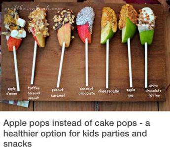 Apple pops