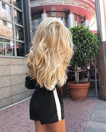 Hair Goals 😌 #nofilter