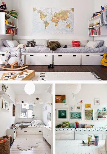 ChicDecó: Kids Rooms, boy bedroom decor, girl bedroom decor, playroom design ideas