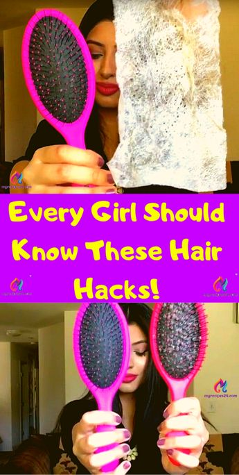 Every Girl Should Know These Hair Hacks!!! – Kilkiz Ing