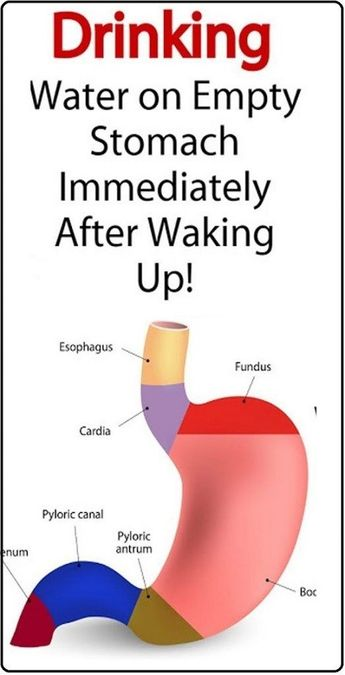 Here Is Why You Need to Drink Water on an Empty Stomach After Waking Up