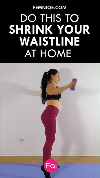 30 Day Hourglass Figure Workout (Smaller Waist & Bigger Butt