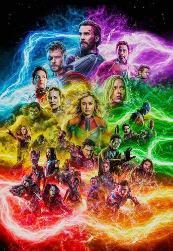 """25 Best Spoiler-Free """"Avengers: Endgame"""" Visual Works"""