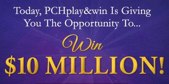 Publishers Clearing House has great games that you can play