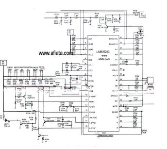 sansui tv circuit diagram free download - circuit diagram images