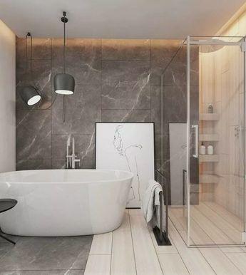 39+ A Confined Bathroom Is Uplifted with Bountiful Space #bathroomremodeling #bathroomideas #bathroomdecor ~ whitneyport-daily.com