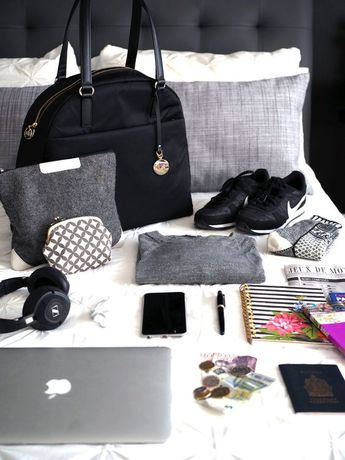 How To Pick The Perfect Carry-On Bag + My Packing List
