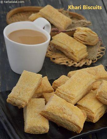 Khari Biscuit, Puff Pastry Biscuits