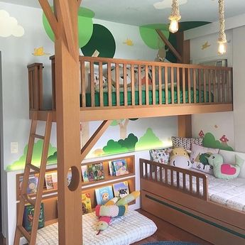 40+ Stylish Kids' Bedroom - Page 40 of 44