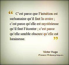 les plus beaux proverbes à partager  : les plus beaux proverbes à partager  : Citation Victor Hugo