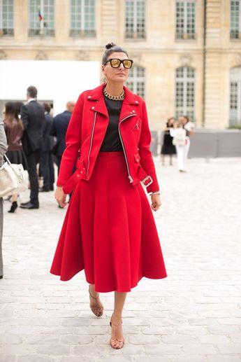 40 Maneiras de Usar Looks All Red