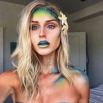 Perfect 40+ Fairy Fantasy Makeup for Halloween Party Ideas