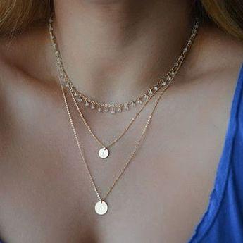 Sweet Rain Necklace