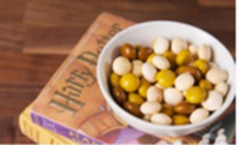 M&M Boo-terscotch: M&M's new fall flavor tastes just like butterbeer. There's only one place you can find it—and no, it's not Hogwarts.