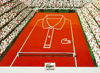 An history of sport with style (C) Lacoste Archives