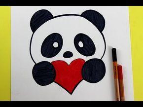 Como Dibujar Gato Y Corazon Kawaii Paso A Paso Dibujos Ka